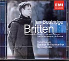 Benjamin Britten / Song Cycles / Ian Bostridge / BPO / Simon Rattle