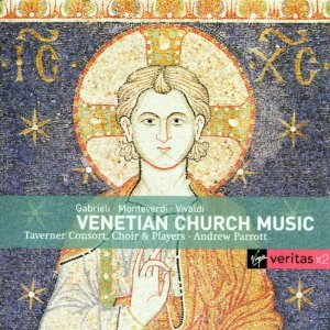 Venetian Church & Secular Music / Taverner Choir