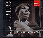 Maria Callas / Live in Paris  1958 / Sebastian