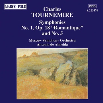 Charles Tournemire / Symphony no. 3