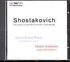 Dmitri Shostakovich / Suite on Finnish Themes, etc. / Ostrobotnian CO / Juha Kangas