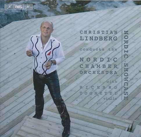 Nordic Showcase / Christian Lindberg Conducts The Nordic Chamber Orchestra