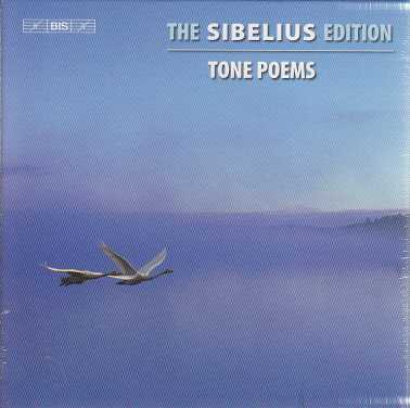 Jean Sibelius / The Sibelius Edition Vol. 1: Complete Tone Poems / Lahti SO / Osmo Vänskä / Gothenburg SO / Neeme Järvi 6CD