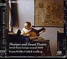 Musique and Sweet Poetrie / Emma Kirkby / Jacob Lindberg / SACD