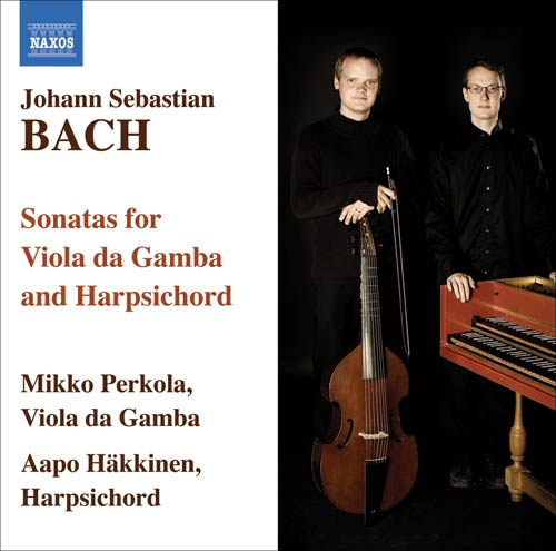 J.S. Bach / Sonatas for Viola da Gamba and Harpsichord
