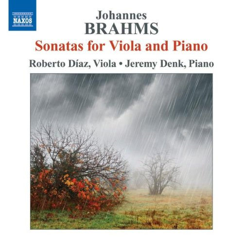 Johannes Brahms / Sonatas for viola and piano