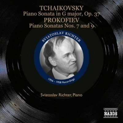 Sviatoslav Richter / Early Recordings, vol. 2 // Pyotr Tchaikovsky / Sergei Prokofiev