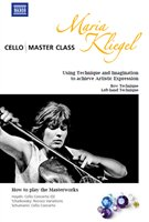 Maria Kliegel / Cello Masterclass 2-DVD + book