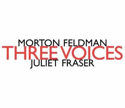 Morton Feldman / Three Voices // Juliet Fraser