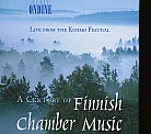 Live from the Kuhmo Festival / A Century of Finnish Chamber Music 6CD