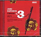 Jouni Kaipainen / Symphony No. 3 / Bassoon Concerto / Otto Virtanen / Tampere Philharmonic Orchestra / Hannu Lintu