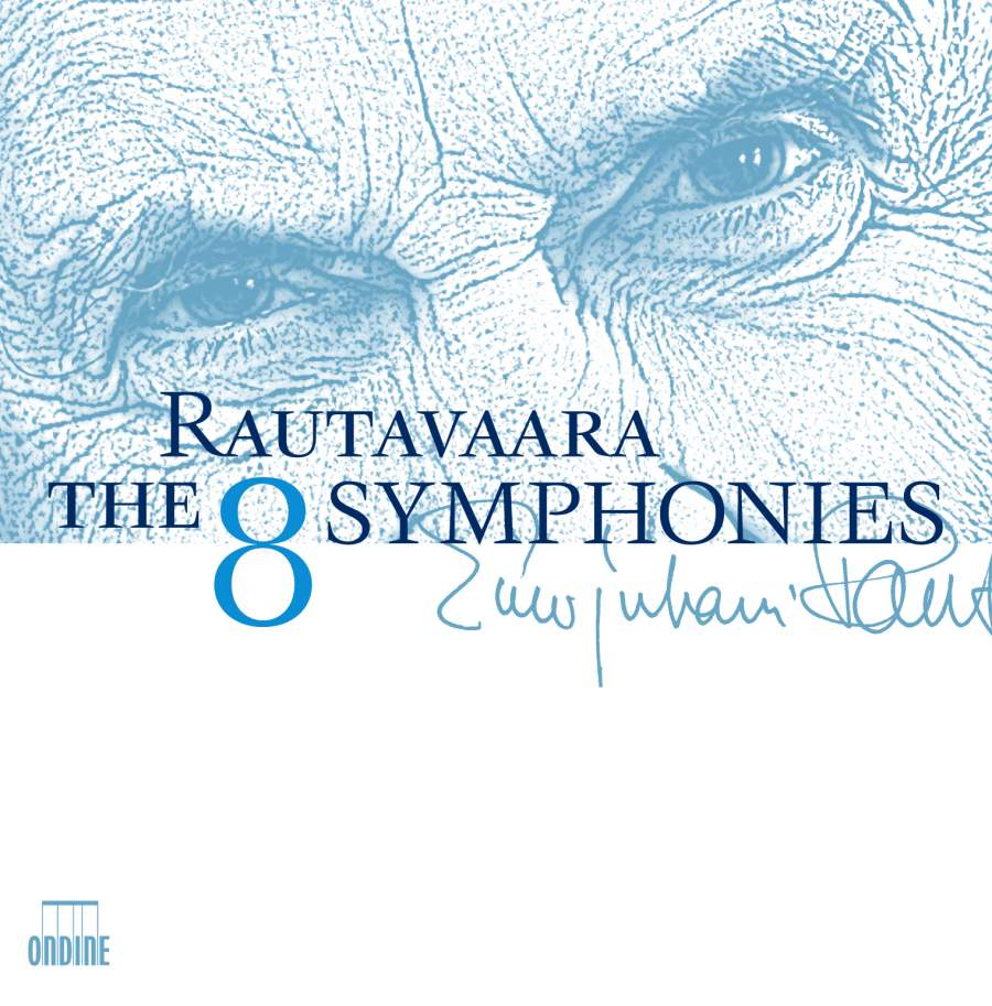 Einojuhani Rautavaara / The 8 Symphonies 4CD