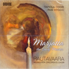 Einojuhani Rautavaara / Works for Children's Choir // Tapiolan Kuoro / Pasi Hyökki