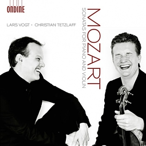 W.A. Mozart / Sonatas for Piano and Violin // Christian Tetzlaff / Lars Vogt