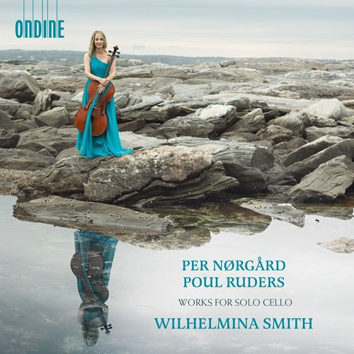 Per Nørgård / Poul Ruders / Works for Solo Cello // Wilhelmina Smith