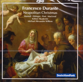 Francesco Durante / Neapolitan Music for Christmas // Kölner Akademie