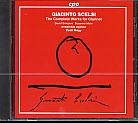 Giacinto Scelsi / Complete Works for Clarinet / David Smeyers