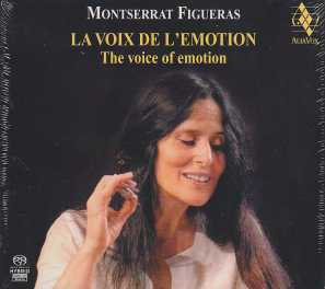 Montserrat Figueras / Voice of Emotion 2CD