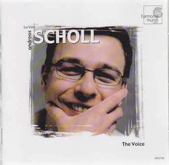 Andreas Scholl / The Voice