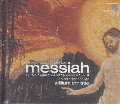 Georg Friedrich Händel / Messiah / Les Arts Florissants / Illiam Christie