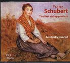 Franz Schubert / String Quartets 1-12 / Zemlinsky Quartet 4CD