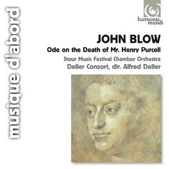 John Blow / Ode on the Death of Purcell / Alfred Deller