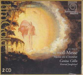 J.S. Bach / Mass in B minor / Cantus Cölln / Konrad Junghänel 2CD