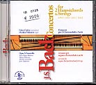 J.S. Bach / Concertos for 2 harpsichords & strings