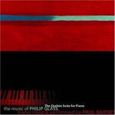 Philip Glass / Orphée Suite for Piano / Paul Barnes