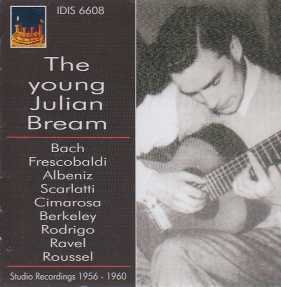 The Young Julian Bream