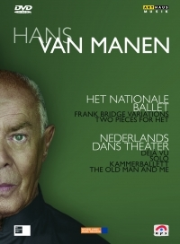 Hans van Manen / Six Ballets // Het Nationale Ballet / Nederlands Dans Theater