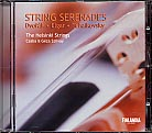 String Serenades / The Helsinki Strings / Csaba & Géza Szilvay