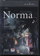 Vincenzo Bellini / Norma / Netherlands Chamber Orchestra / Julian Reynolds DVD