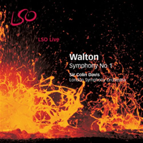 William Walton / Symphony No. 1 / Colin Davis SACD