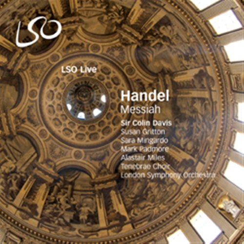Georg Friedrich Händel / Messiah / London Symphony Choir & Orchestra / Colin Davis 2SACD
