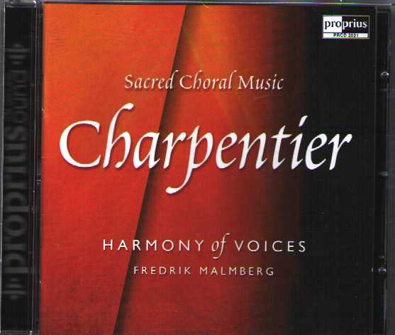 Marc-Antoine Charpentier / Sacred Choral Music / Harmony of Voices