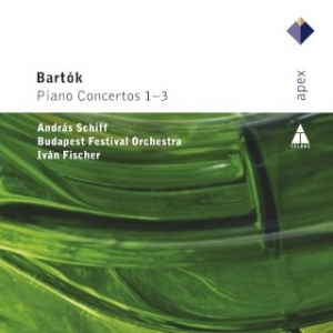 Béla Bartók / Piano Concertos (Complete) / András Schiff / Budapest Festival Orchestra / Iván Fischer