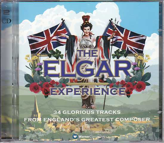 Edward Elgar / The Elgar Experience 2CD