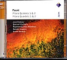 Gabriel Fauré / Piano Quartets / Piano Quintets 2CD