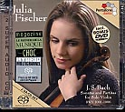 J.S. Bach / Sonatas and Partitas / Julia Fischer SACD
