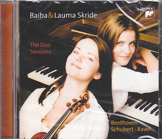 Baiba & Lauma Skride / The Duo Sessions / Franz Schubert / Ludwig van Beethoven / Maurice Ravel