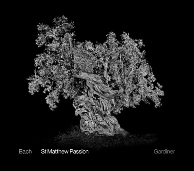J.S. Bach / St. Matthew Passion // English Baroque Soloists / John Eliot Gardiner