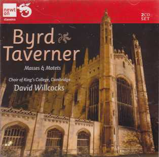 William Byrd / John Taverner // Choir of King's College / Sir David Willcocks