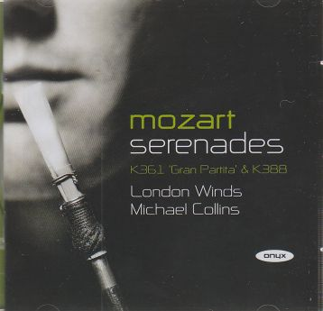 W.A. Mozart / Serenades / London Winds / Michel Collins