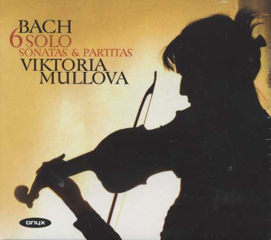 J.S. Bach / Sonatas and Partitas / Viktoria Mullova 2CD