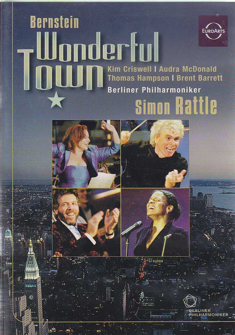 Leonard Bernstein / Wonderful Town DVD