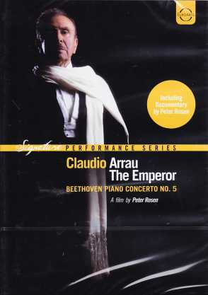 Claudio Arrau / The Emperor DVD
