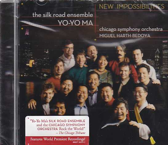 Yo-Yo Ma & The Silk Road Ensemble / New Impossibilities