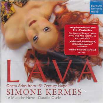 Simone Kermes / Lava - Opera Arias from 18th Century Napoli