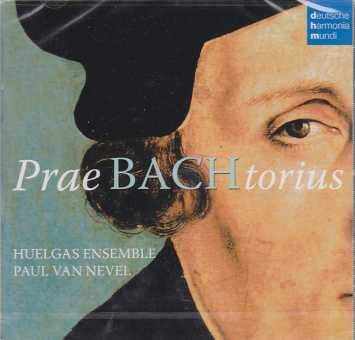Michael Praetorius / J.S. Bach / Huelgas Ensemble / Paul van Nevel